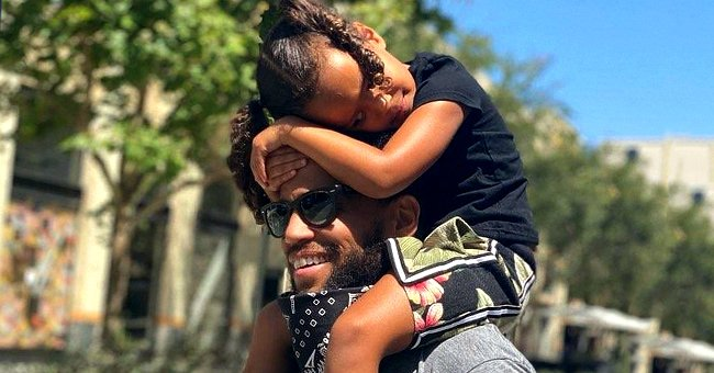 Michael Ealy Shares Rarely-Seen Photos of His Daughter as He Celebrates Her Birthday