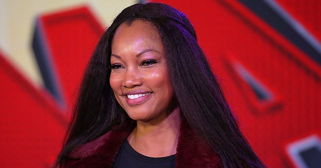 Garcelle Beauvais of 'The Jamie Foxx Show' Shares Photos of Twin Sons with Cute Curly Hair