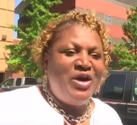 Patricia Jones, sobrina de Alvin Kennard. | Foto: YouTube/El Mundo