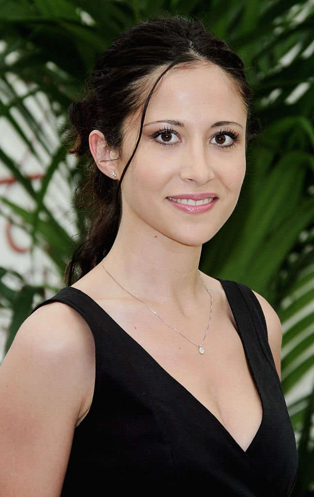 Fabienne Carat en 2007. l Source : Getty Images
