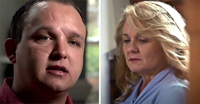 Mother and son who were involved in a fatal accident. | Photo: YouTube/ The 700 Club