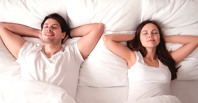 Daily Joke: A Wife and Husband Talked in Their Sleep