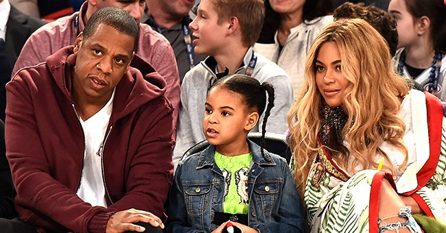 See Beyoncé and Jay-Z's Daughter Blue Ivy Carter on the New Trailer for 'Black Is King'