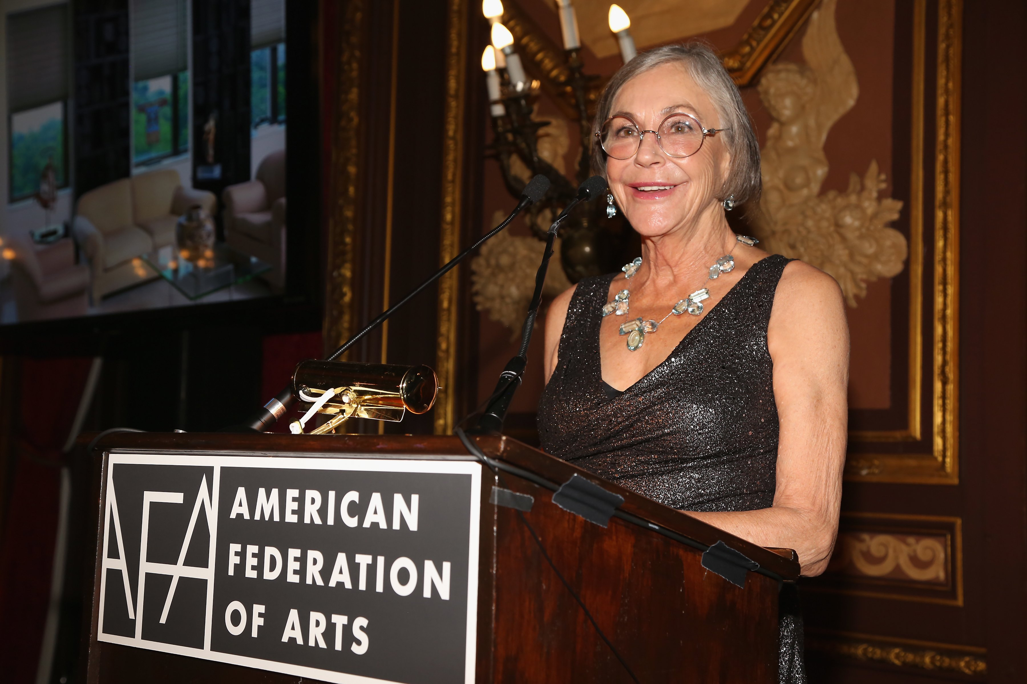 Alice Walton attends the American Federation of Arts 2017 Gala and Cultural Leadership Awards | Photo: Getty Images