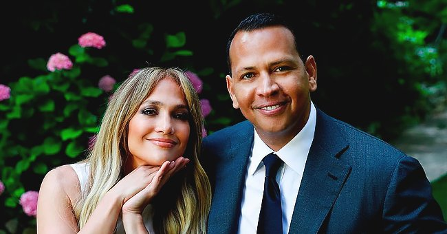 J-Lo's Fiancé A-Rod Shares Cute Snaps with the Family and Admits How Much He Misses Them