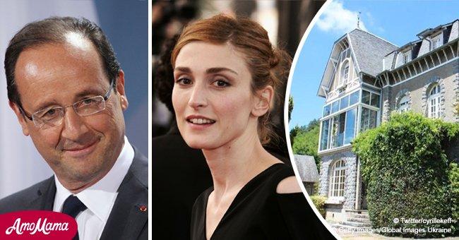François Hollande et Julie Gayet: découvrez quel magazine leur a conseillé la villa qu'ils ont achetée