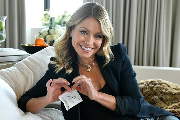 Kelly Ripa on February 19, 2020 in New York City. | Photo: Getty Images