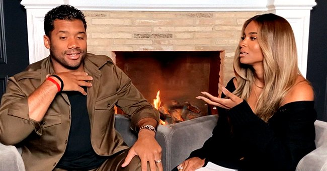 Ciara's Husband Russell Wilson Confesses His Biggest Fear Is Losing Her — See Her Reaction