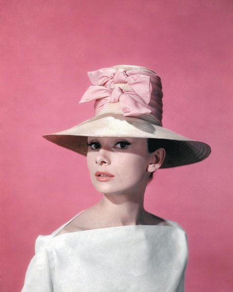 Audrey Hepburn poses for a publicity still for the Paramount Pictures film 'Funny Face' |  Image: Getty Images
