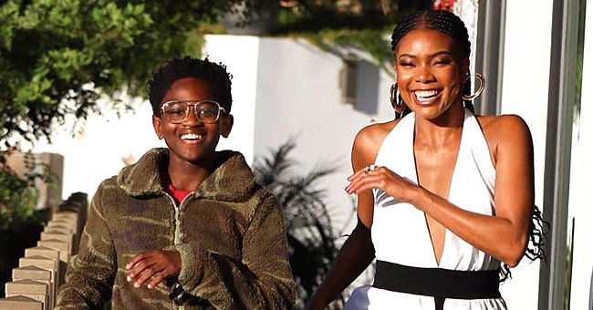 Gabrielle Union of AGT Fame Glows in Makeup-Free Snaps with Daughter Zaya