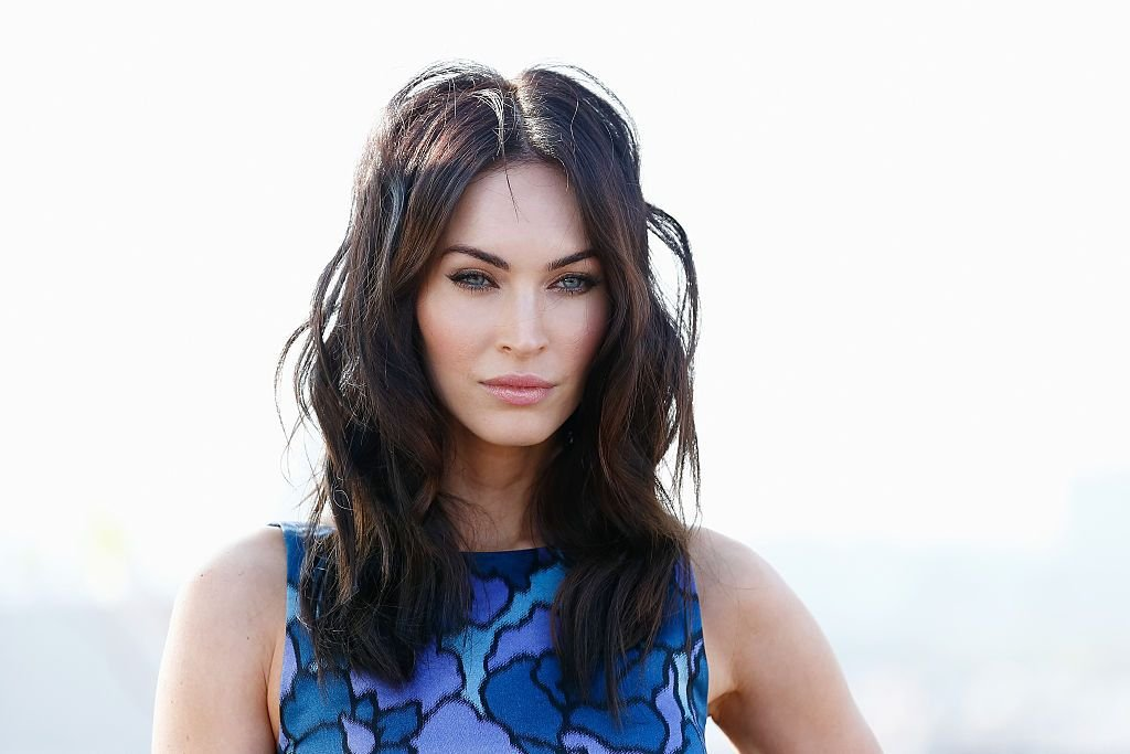 "Megan Fox attends the photo call of Paramount Pictures' ""Teenage Mutant Ninja Turtles"" on October 5, 2014 in Berlin, Germany. 