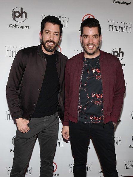 Jonathan Scott and Drew Scott at Planet Hollywood Resort & Casino on January 19, 2019 in Las Vegas, Nevada | Photo: Getty Images