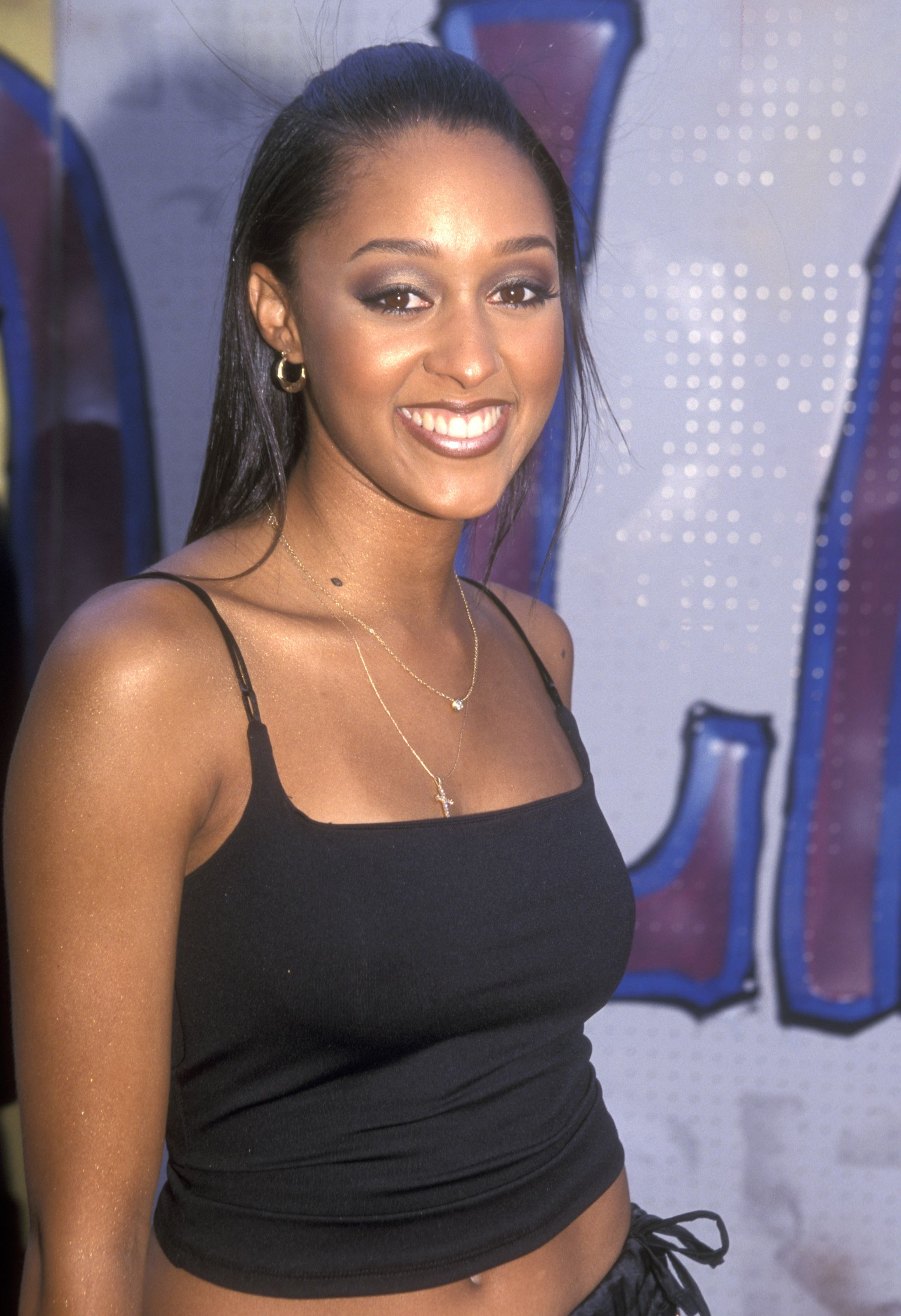 Tia Mowry at the Soul Train Lady of Soul Awards on September 3, 1999 in Santa Monica. | Photo: Getty Images