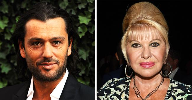 Page Six: Ivana Trump's Ex-Husband Rossano Rubicondi Slams Her Kids after Recent Split