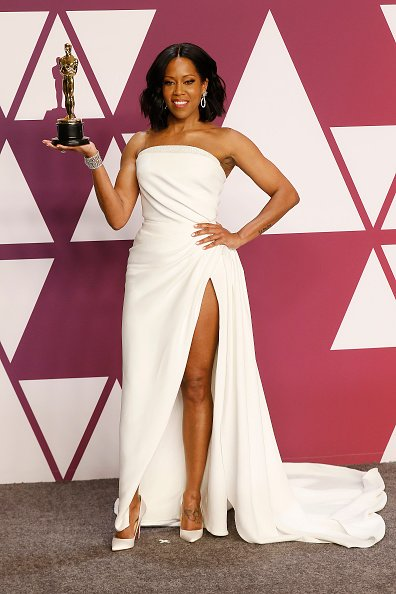 Regina King at the Dolby Theatre in Hollywood, California on February 24, 2019. | Photo: Getty Images