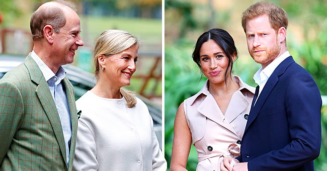 Sophie, Countess of Wessex, Gives Update on the Royal Family Just before Prince Harry's Baby News