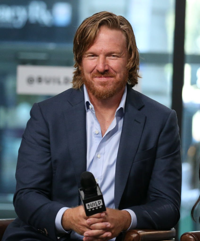 "Chip Gaines discusses new book, ""Capital Gaines: Smart Things I Learned Doing Stupid Stuff"" at Build Studio on October 18, 2017 in New York City 