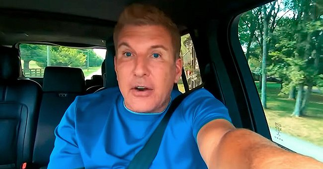 Todd Chrisley Gets a Surprise Call from His Estranged Son Kyle — See His Reaction