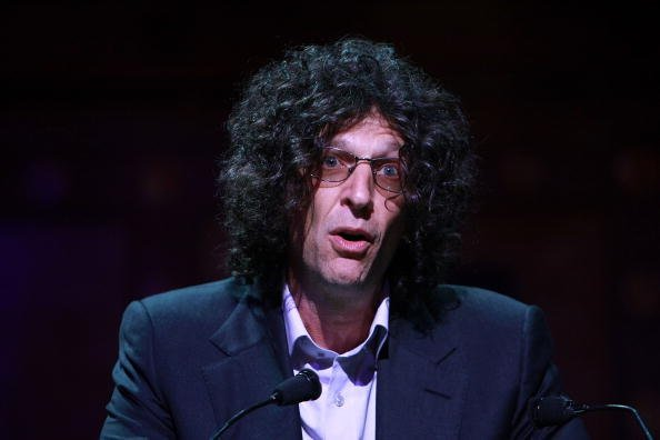 Howard Stern at Capitale on November 6, 2008 in New York City, New York | Photo: Getty Images