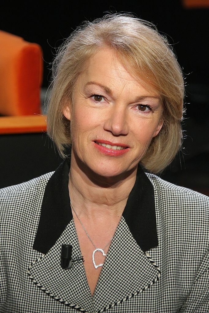 Brigitte Lahaie à Paris, France, le 01 avril 2009. | Photo : Getty Images
