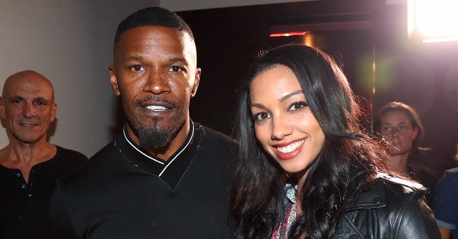 Jamie Foxx's Daughter Corinne Looks Flawless in a Makeup-Free Selfie with Short Curly Hair