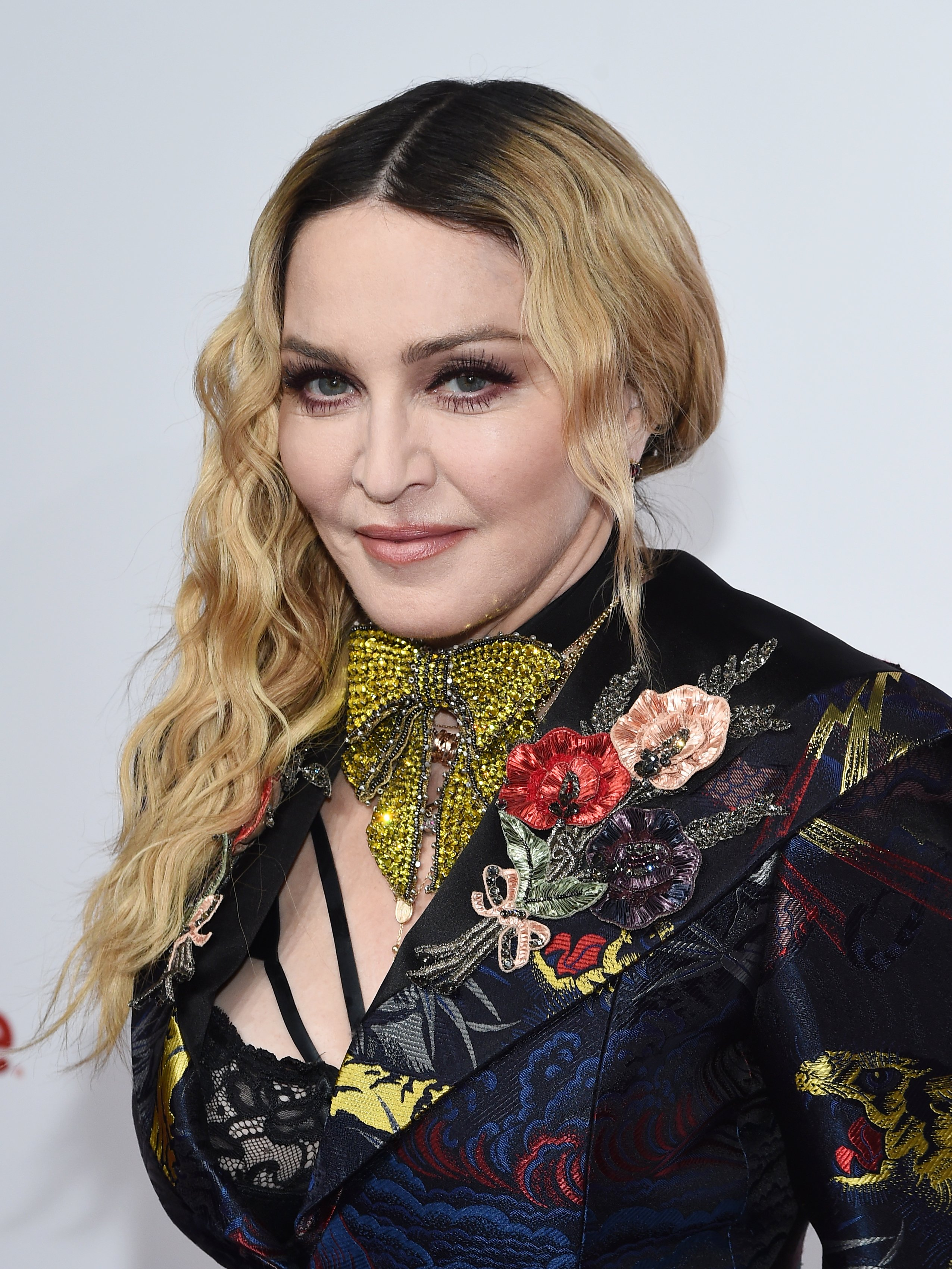 Madonna attending the 2016 Billboard Women in Music awards show. | Photo: Getty Images