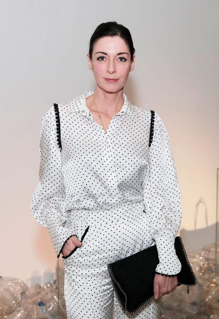 Mary McCartney attends the Anya Hindmarch dinner to celebrate the I Am A Plastic Bag campaign co-hosted with Financial Times Jo Ellison on February 17, 2020 | Photo: Getty Images
