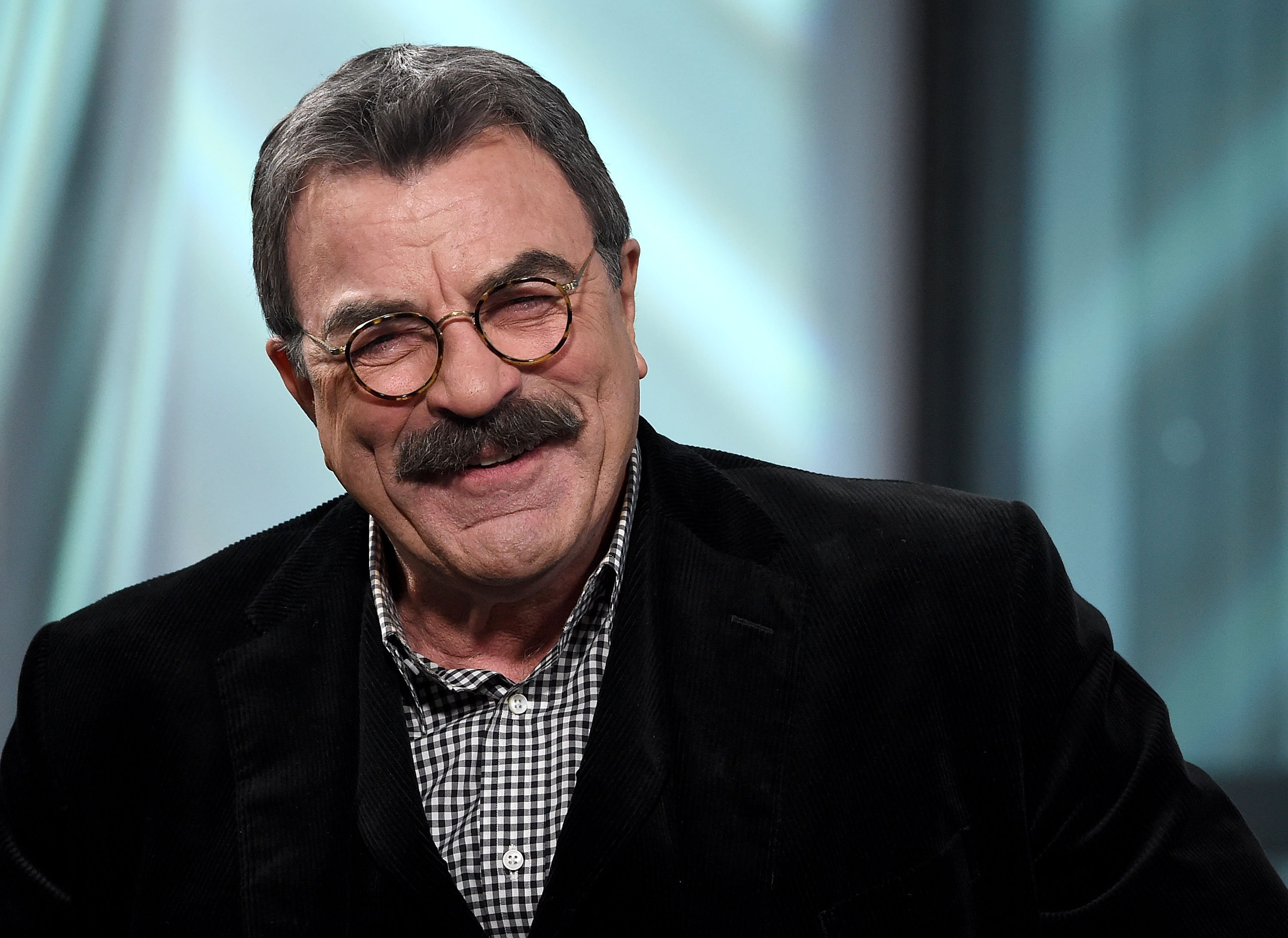 "Tom Selleck visits the Build Series to discuss his show ""Blue Bloods at Build Studio on September 29, 2017. 
