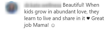 A fan's comment under a post made by Ree Drummond. | Instagram/@thepioneerwoman
