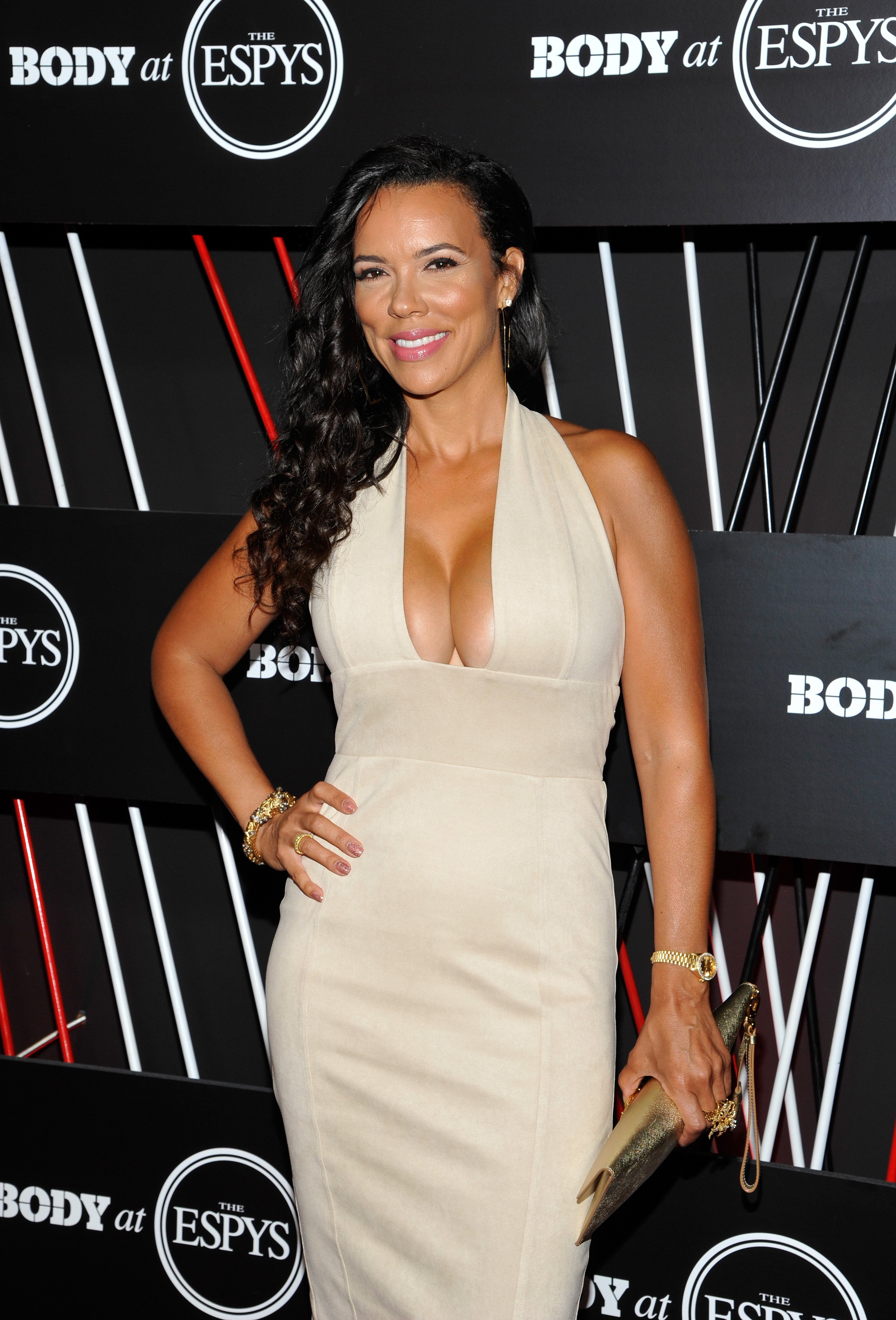 Shamicka Lawrence at BODY at ESPYS at Avalon on July 11, 2017 in Hollywood, California | Photo: GettyImages