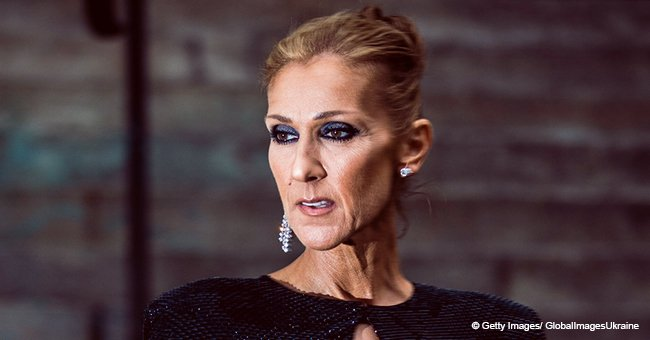 Celine Dion Shares Rare Photo with Her Late Dad and Their Resemblance Is Striking