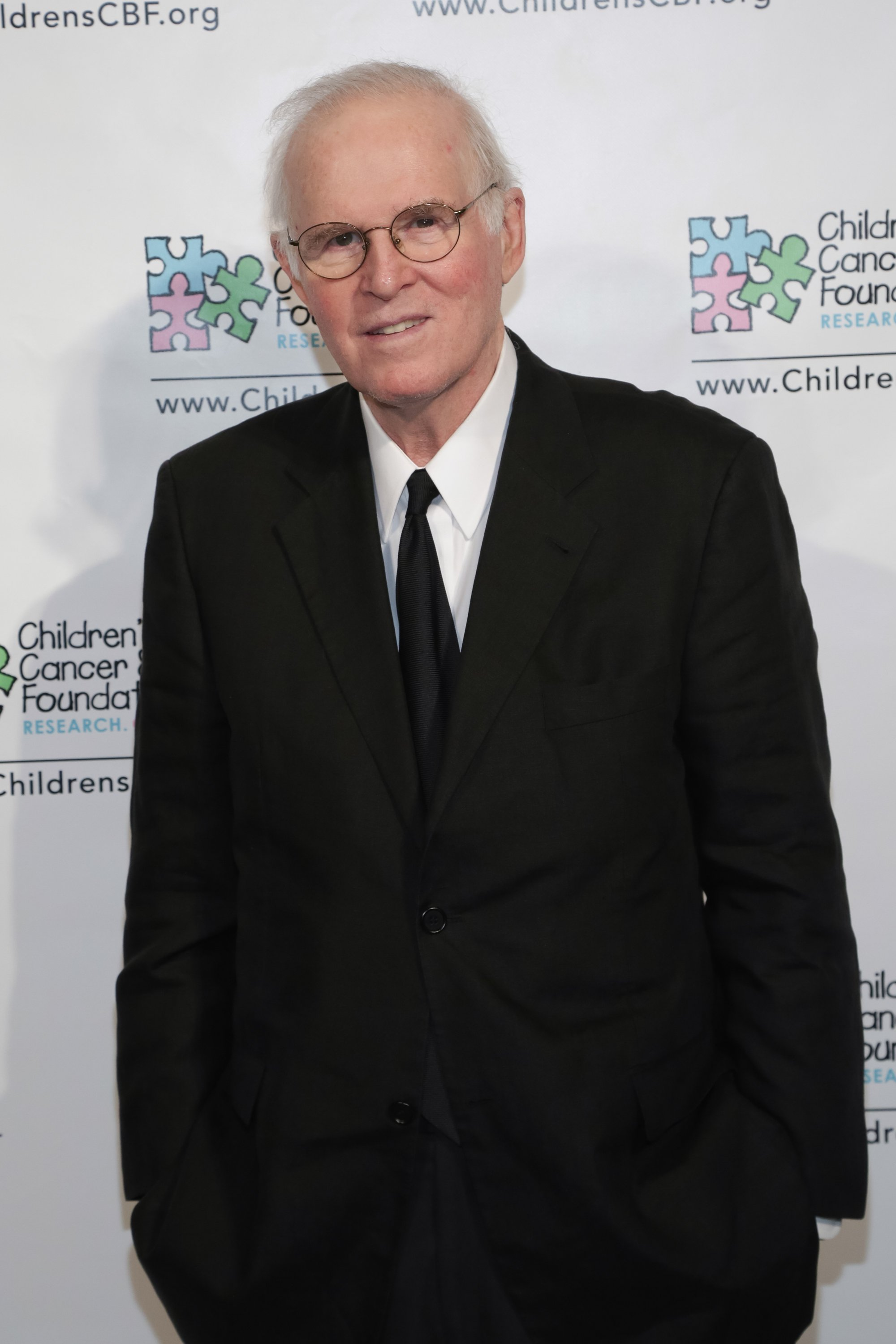 Charles Grodin pictured at the Children's Cancer and Blood Foundation Breakthrough Ball Benefit Gala at The Plaza Hotel, 2014, New York City.   Photo: Getty Images