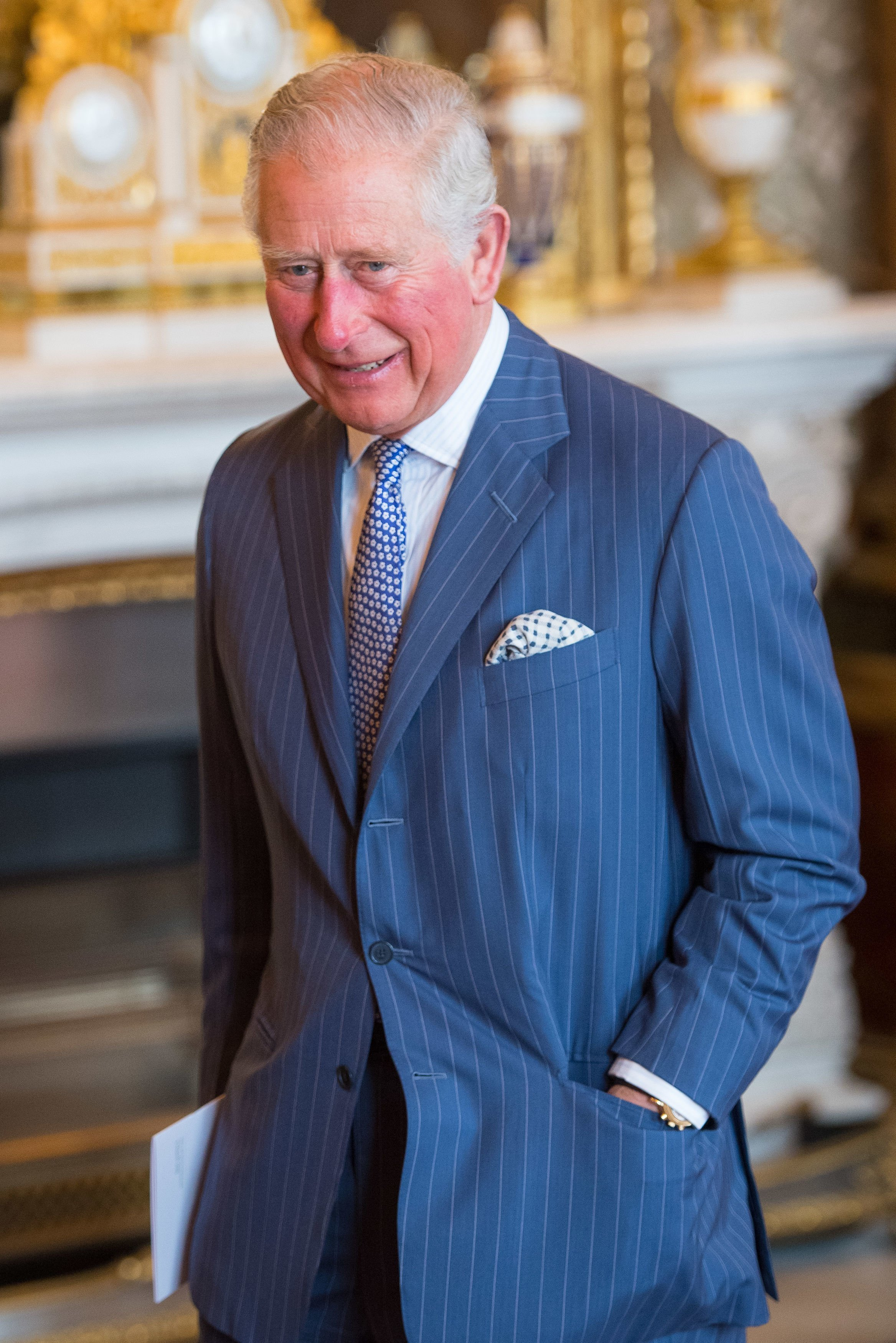 Prince Charles at the 50th anniversary of the Investiture of the Prince of Wales   Photo: Getty Images