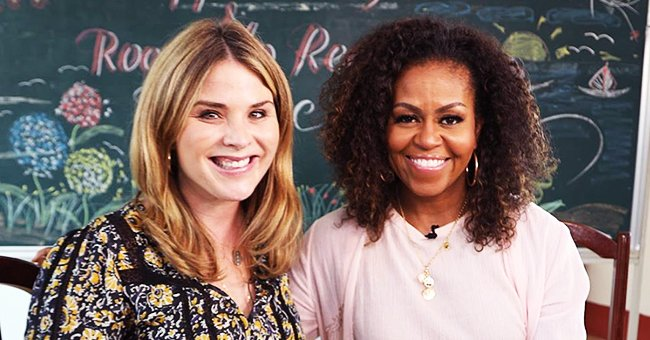 Jenna Bush Hager from 'Today' Shares Pics of Her Kids While Returning from Vietnam Trip with Michelle Obama