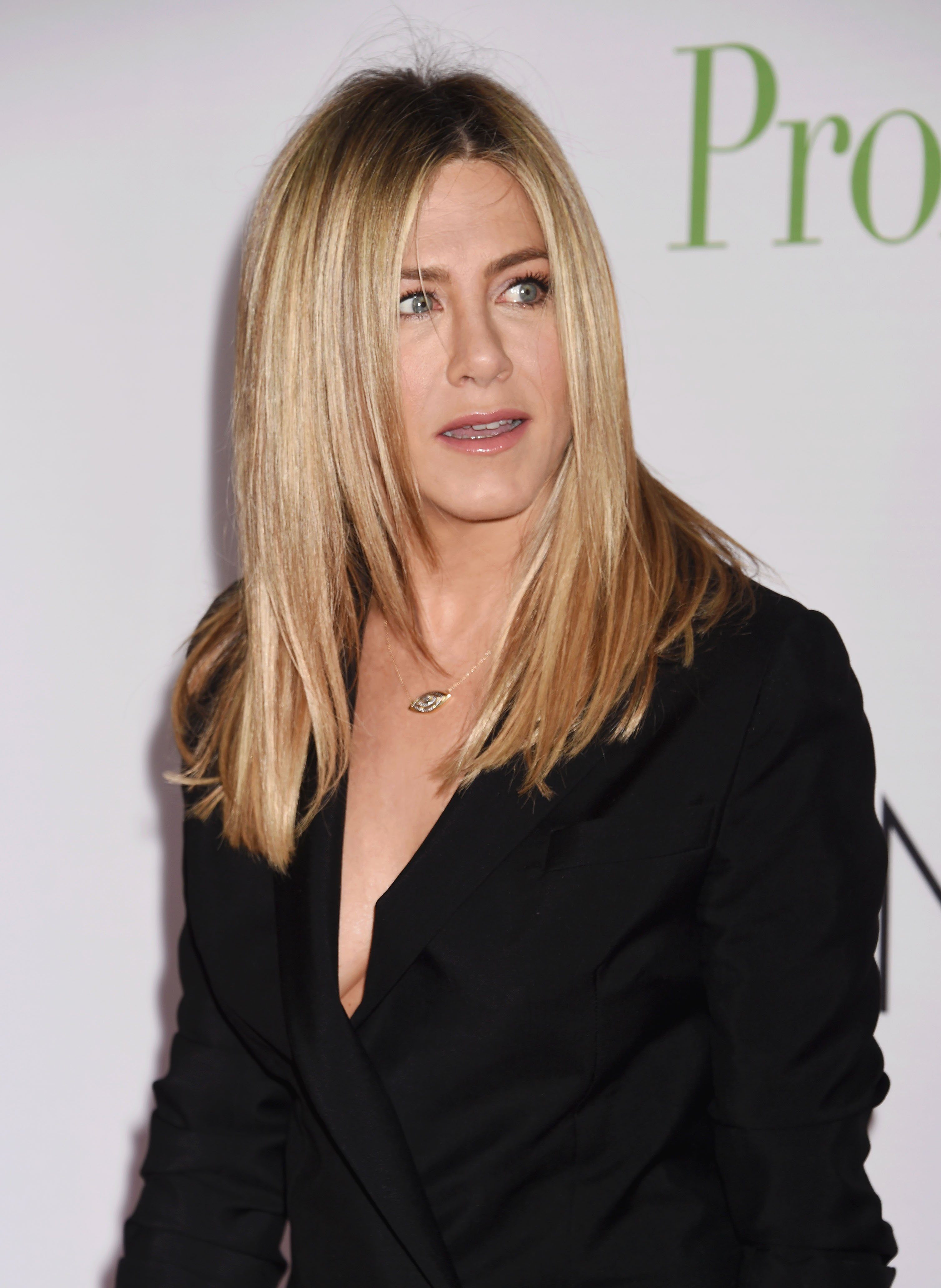 """Jennifer Aniston attends the Open Roads World Premiere of """"Mother's Day"""" in 2016. 