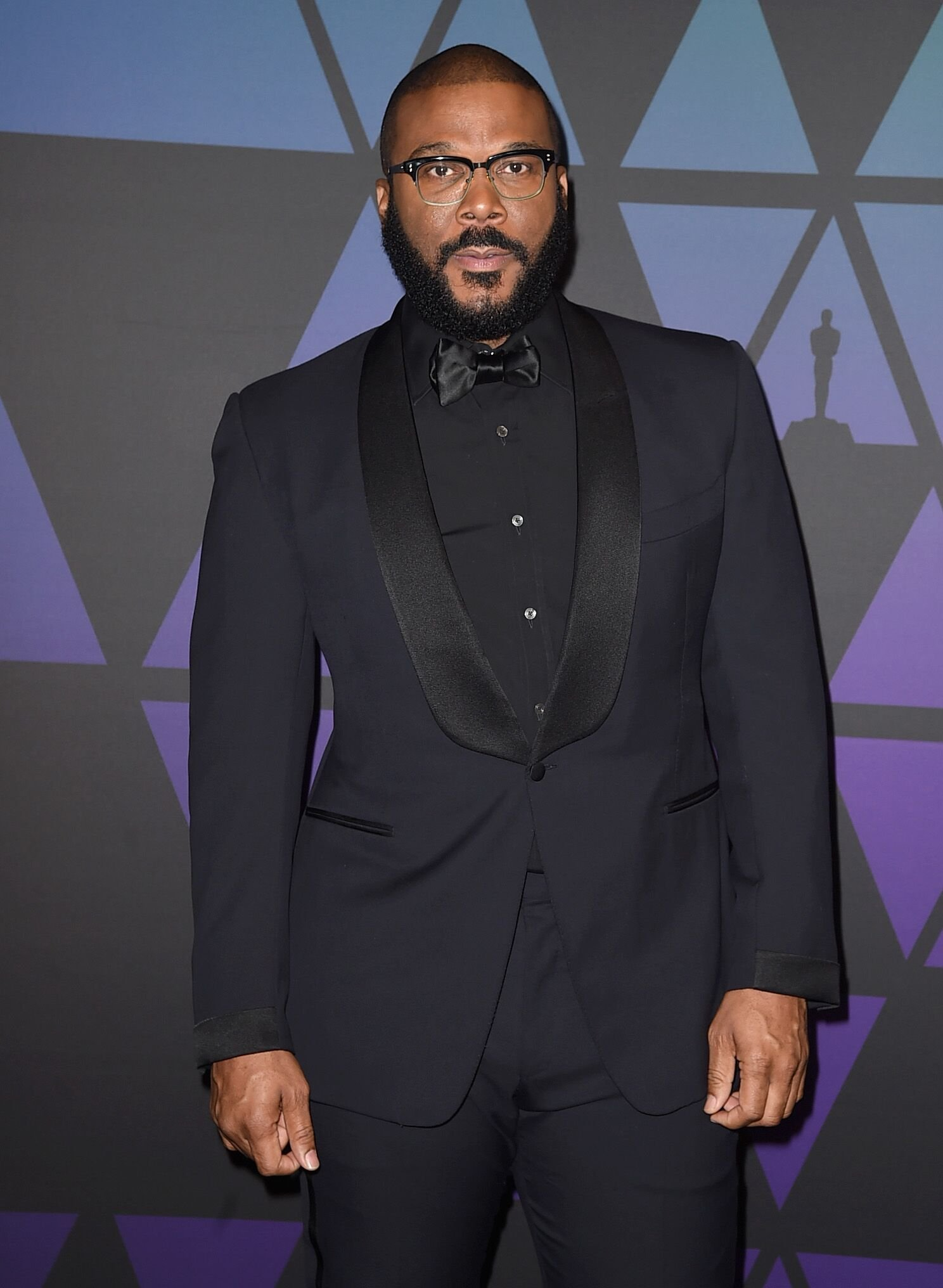 Tyler Perry at the Academy of Motion Picture Arts and Sciences' 10th annual Governors Awards/ Source: Getty Images