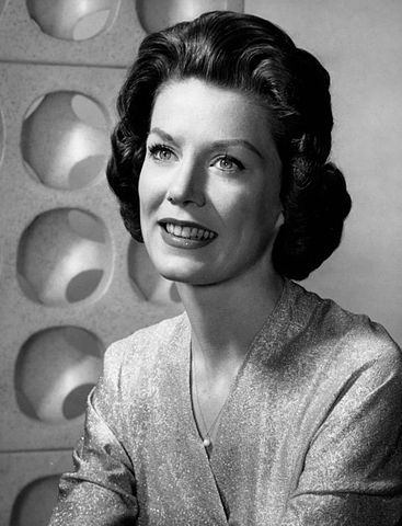 """Ann Flood in """"The Edge of Night"""" in 1963. 