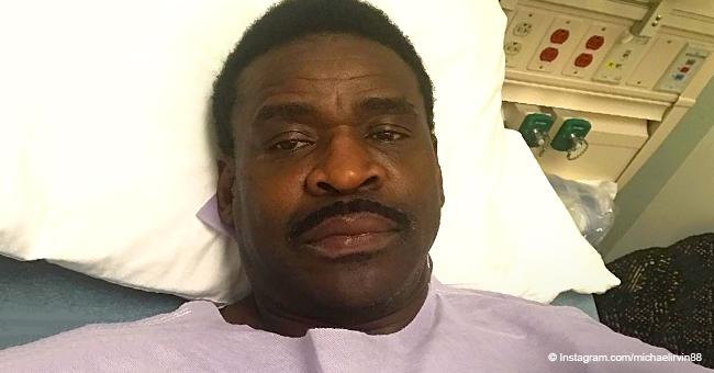 Dallas Cowboys Legend Michael Irvin Gives Health Update after Revealing Throat Cancer Scare