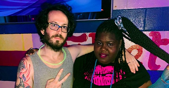 Gabby Sidibe and Her Boyfriend Brandon Frankel Gear up for Wash Day in a New Snap