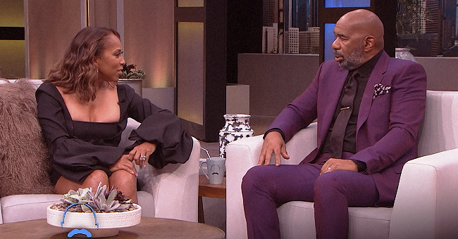 Steve Harvey's Wife Marjorie on What's Really Going on in Their Marriage