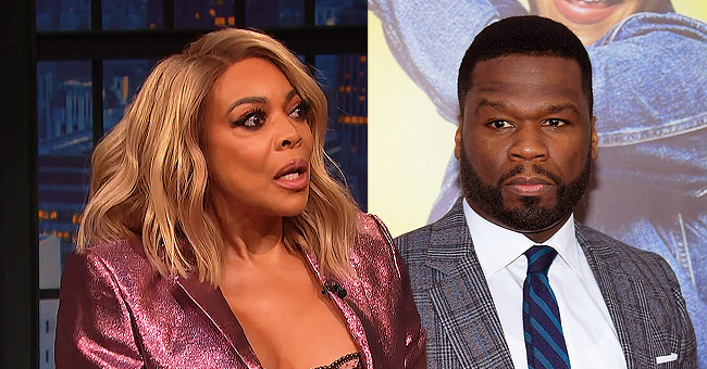 50 Cent Continues Attacking Wendy Williams and is Now Calling Her 'Monster'
