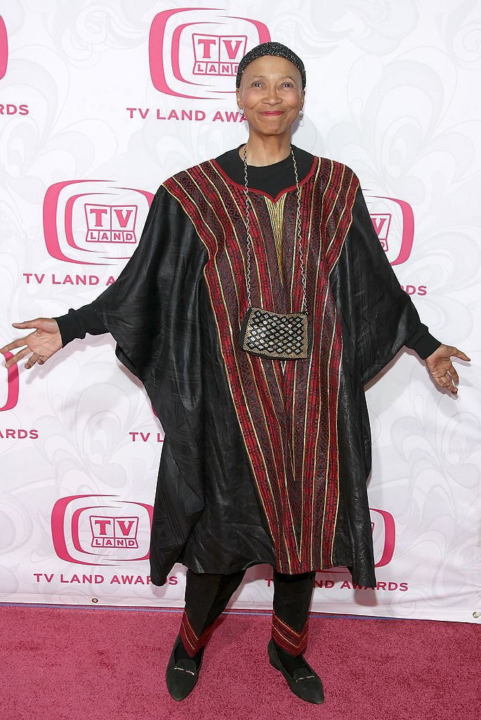 Actress Olivia Cole arrives at the 5th Annual TV Land Awards held at Barker Hangar on April 14, 2007.   Photo: Getty Images