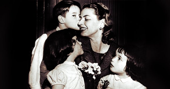 Ingrid Bergman's Daughters Remember Their Mom 38 Years after She Passed Away