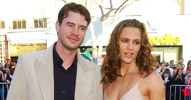 Jennifer Garner of 'Alias' Fame Was Married to 'Scandal' Star Scott Foley for 4 Years before Their Divorce in 2004
