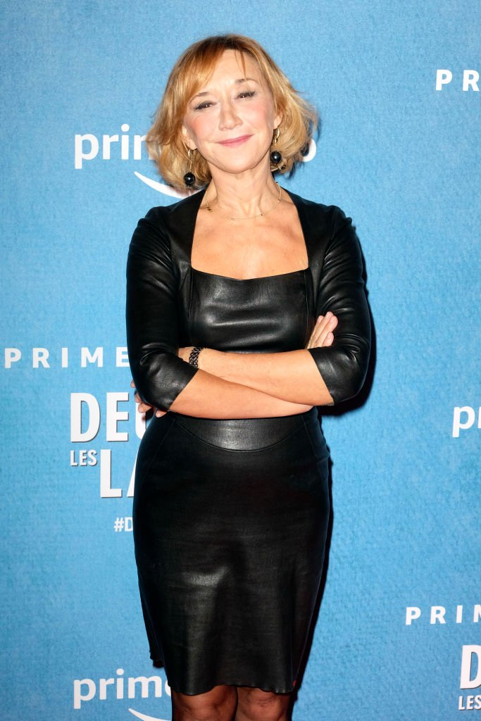 L'actrice Marie-Anne Chazel. l Source: Getty Images