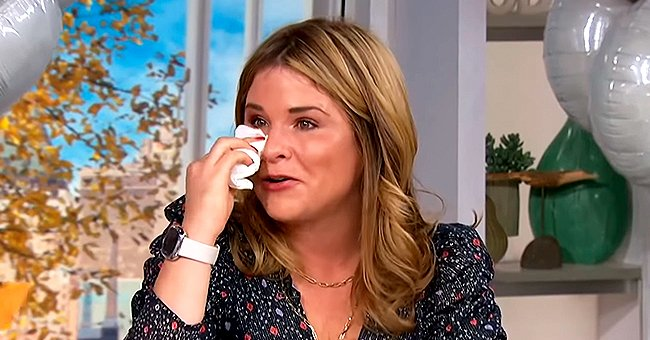 Jenna Bush Hager Can't Hold Back Her Tears Watching Birthday Message from Her Parents & Friends