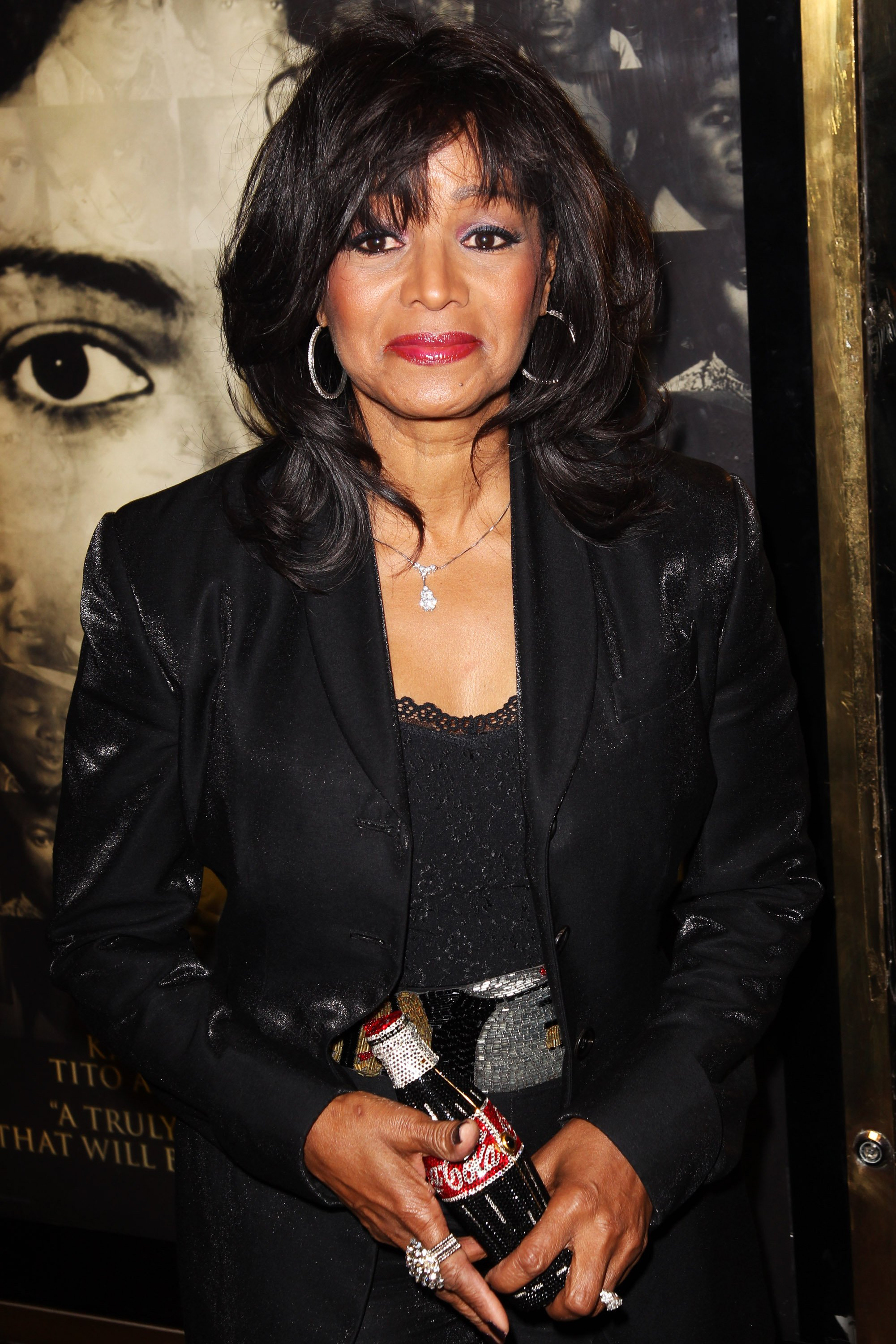 """Rebbie Jackson at the UK Premiere of """"Michael Jackson: The Life Of An Icon"""" in November 2011. 