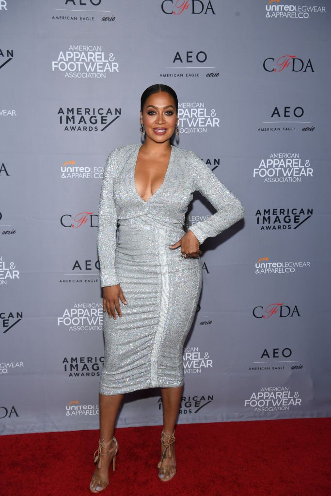 LaLa Anthony attends the AAFA American Image Awards 2019 at The Plaza, NYC on April 15 | Photo: Getty Images