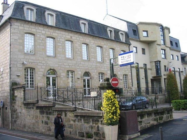 Commissariat de Brive-la-Gaillarde. | Wikimedia Commons