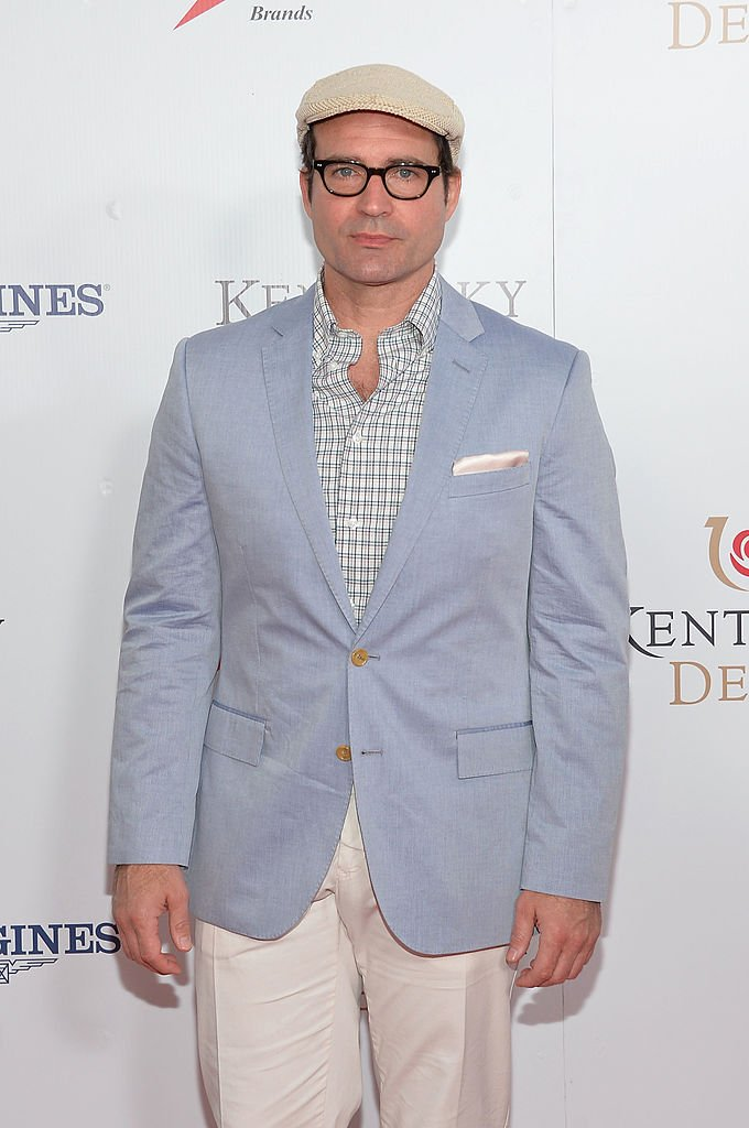 Jason Patric attends 140th Kentucky Derby at Churchill Downs on May 3, 2014 in Louisville | Photo: Getty Images